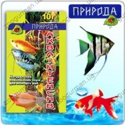 купити Корм для рыб Аква Интенсив 10г в Одеси