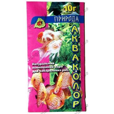 купити Корм для рыб Акваколор 10г в Одеси
