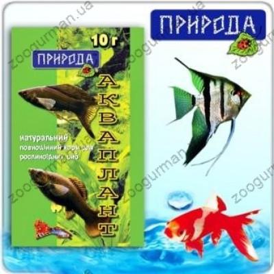 Корм для рыб Акваплант 10г