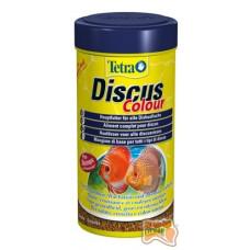 Tetra DISСUS Colour Корм гранули для дискусів 250 мл