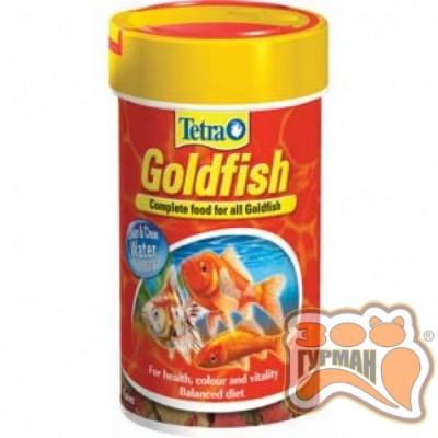 купити Tetra Goldfish Корм пластівці для золотих рибок 100 мл в Одеси