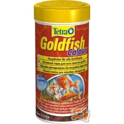 Tetra Goldfish Color 250мл для окраса золотых рыбок/183780