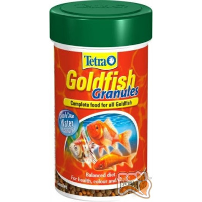 Tetra Goldfish Granules 250ml для золотых рыб, гранулы/739901