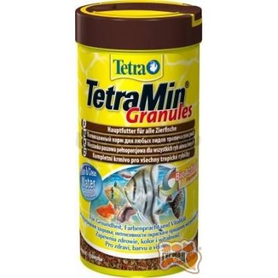 Tetra MIN 250 мл гранулы основной корм /139749