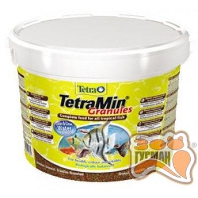 купити Tetra MIN Granules Корм гранули 10l в Одеси