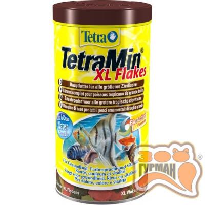 купити Tetra MIN XL FLAKES Корм великі пластівці 1л в Одеси