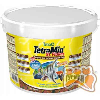 купити Tetra MIN XL FLAKES Корм великі пластівці 10 л в Одеси