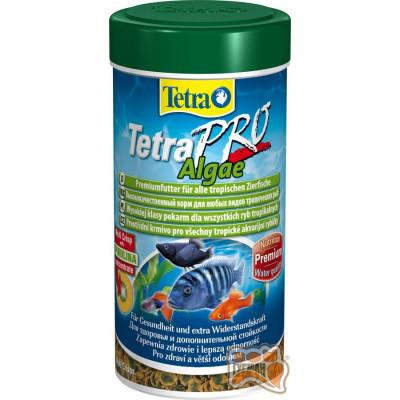 Tetra PRO Algae (Vegetable) 250мл премиум корм с овощами /139121