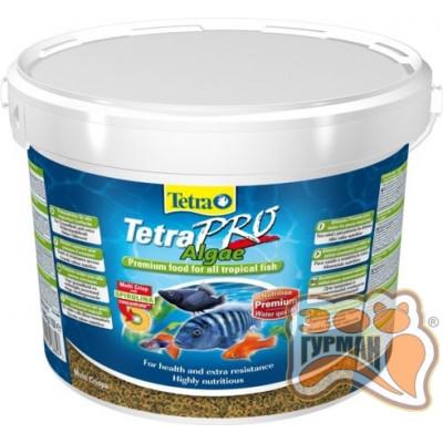 купити Tetra PRO Algae (Vegetable) 10L /1,9кг премиум корм с овощами /138827 в Одеси