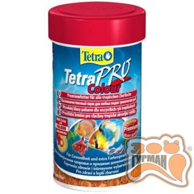 купити Tetra PRO Colour 100ml премиум корм для окраса /140646 в Одеси