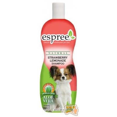 купити Espree (Эспри) Strawberry Lemonade Shampoo  Формула ароматного шампуня глубоко очищает, кондиционирует кожу и шерсть, 591мл в Одеси