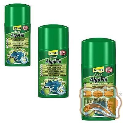купити Tetra POND AlgoFin Для боротьби з ниткоподібними водоростями 3л в Одеси