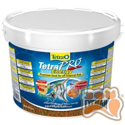 купити Tetra PRO Energy Crisps 10 л. премиум корм /141582 в Одеси
