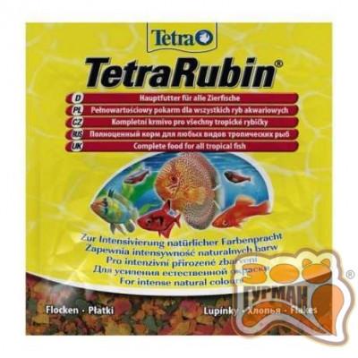 купити Tetra RUBIN 12 г хлопья для окраса /766396 в Одеси