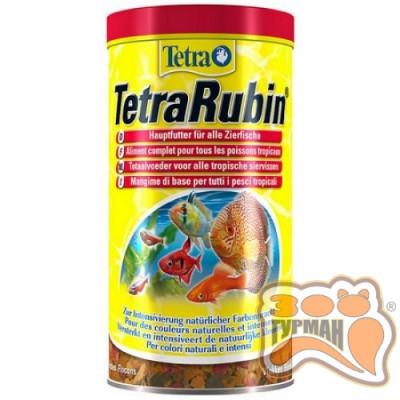 Tetra RUBIN 250 мл хлопья для окраса /767362