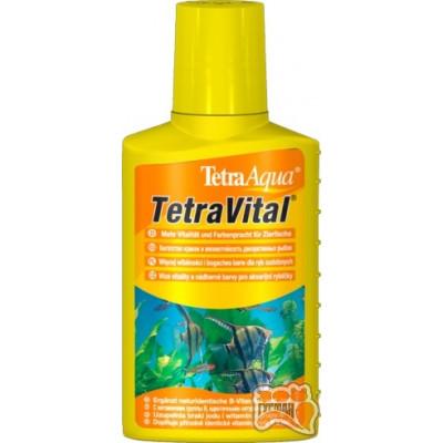 купити Tetra Aqua Vital Вітамінізований кондиціонер 100 мл в Одеси