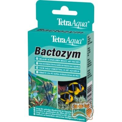 Tetra Bactozym 10 капc. кондиционер с культурой бактерий /140257