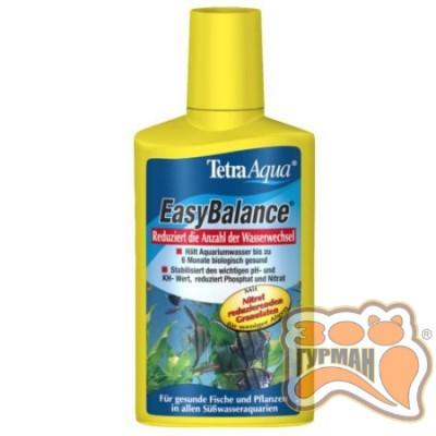 Tetra Easy Balance 100мл для поддерж. параметров воды на 400л. /770492