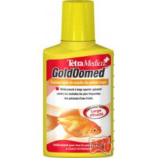 Tetra GOLD OOMED 100мл. лекар-во для золотых рыб /754904