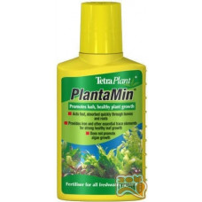 Tetra PLANTAMIN 250 мл. удобр. с железом на 500 л /139299