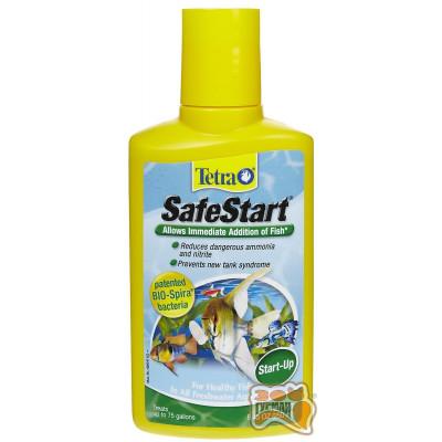 Tetra SAFE START  жидкость для запуска аквариума 100мл. /161313