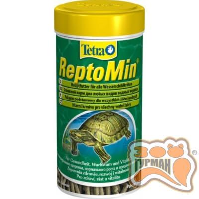 купити Tetra ReptoMin Корм гранули для черепах 1л в Одеси