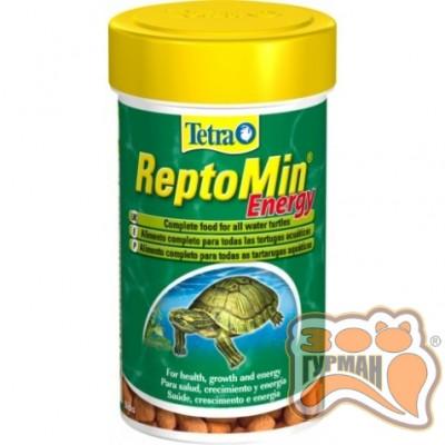купити Tetra ReptoMin Energy 100 мл корм для черепах /133068 в Одеси