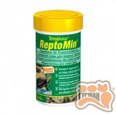 Tetra ReptoMin Корм для черепах 100 мл
