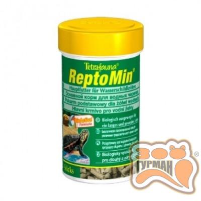 Tetra ReptoMin станд 100мл корм для черепах 139862