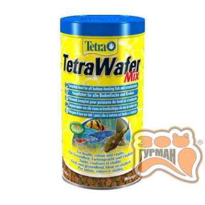 купити Tetra Wafer Mix 1л для донных рыб /204256 в Одеси