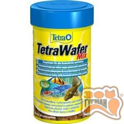 купити Tetra Wafer Mix 100 мл для донных рыб /140066 в Одеси