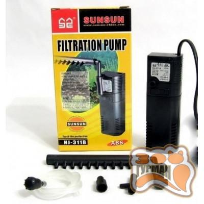 купити Фильтр SUNSUN HJ311B (2w 0.6m 300l/h) до 50л в Одеси