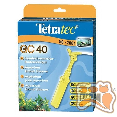 купити Tetra Очиститель грунта GC40 /762329 в Одеси