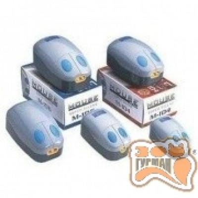 купити Компрессор AWA-668 2х канал, (1L/мин 2,5W h1.5m(50-100l)) в Одеси