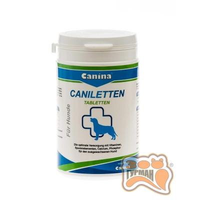 купити Canina Caniletten Канилеттен комплекс минералов и витаминов в Одеси