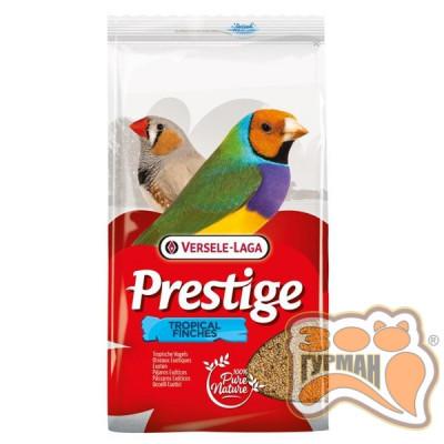 Versele-Laga Prestige ТРОПИКАЛ (Tropical Birds) зерновая смесь корм для тропических птиц , 1 кг.