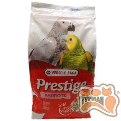 купити Versele-Laga Prestige КРУПНЫЙ ПОПУГАЙ (Parrots) зерновая смесь корм для крупных попугаев в Одеси