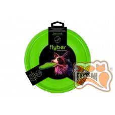 Flyber Флайбер - летающая тарелка для собак, 22см