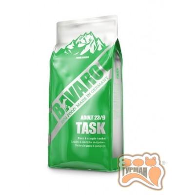купити BAVARO Task 23/9 для собак всех пород средней активности, 18кг в Одеси