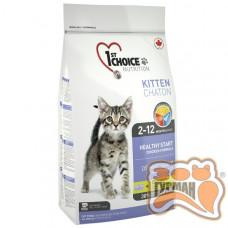 1st Choice (Фест Чойс) КОТЕНОК сухой супер премиум корм для котят