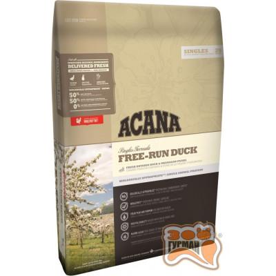 купити Acana Free-Run Duck для собак всех пород и возрастов на утке в Одеси