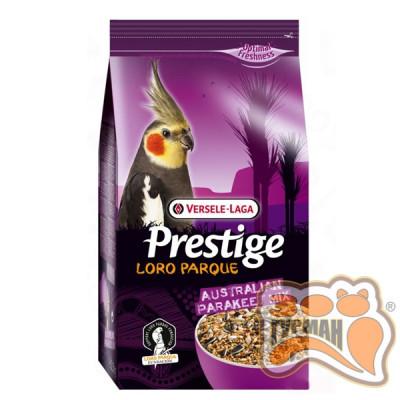 купити Versele-Laga Prestige Premium АВСТРАЛИЙСКИЙ ДЛИННОХВОСТЫЙ ПОПУГАЙ (Australian Parakeet) зерновая смесь корм для птиц в Одеси