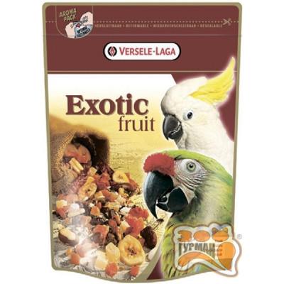 Versele-Laga Prestige ЭКЗОТИЧЕСКИЕ ФРУКТЫ (Exotic Fruit ) зерновая смесь корм для крупных попугаев , 0.6 кг.