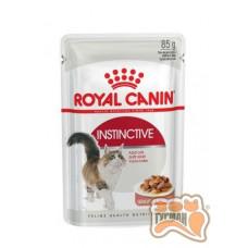 Royal Canin Instinctive корм для котів віком від 12 місяців соус