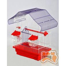 Клетка ЛОРИ Малый Китай краска  280*180*450