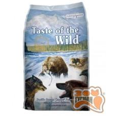 Taste of the Wild Pacific Stream Canine для дорослих собак всіх порід зі свіжим лососем