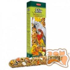 Padovan Stix grandi корм для средних и больших попугаев 150 г