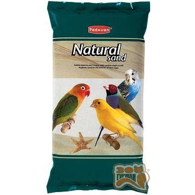 купити PADOVAN  Natural Sand 5 кг в Одеси
