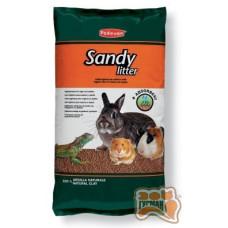 PADOVAN Наповнювач для гризунів і рептилій Sandy litter 4 кг