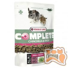 Versele-Laga Complete ШИНШИЛЛА ДЕГУ (Chinchilla&Degu) гранулированный корм для шиншилл и дегу